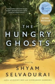 The Hungry Ghosts (Canadian paperback, Anchor)